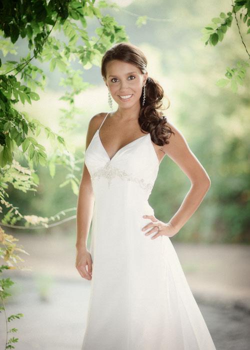 Natalies Bridal Portrait Session